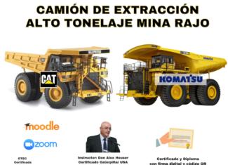 Operador Básico de Camión de Extracción Alto Tonelaje Mina Rajo N2