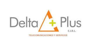 LOGO DELTA PLUS TELECOMUNICACIONES