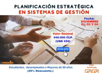 Planificación Estratégica en Sistemas de Gestión