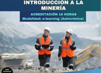 Curso Introducción a la Minería Nivel 1